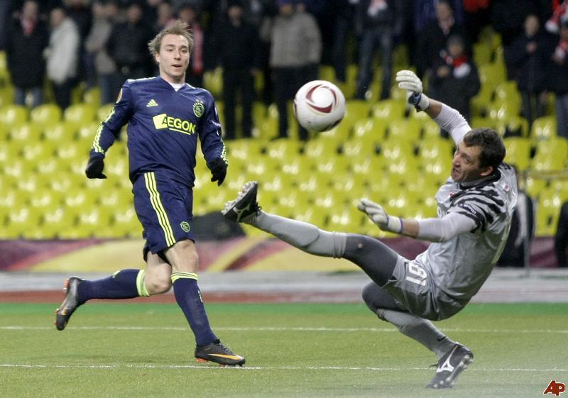 Christian Eriksen Football Player Profile,Biography And