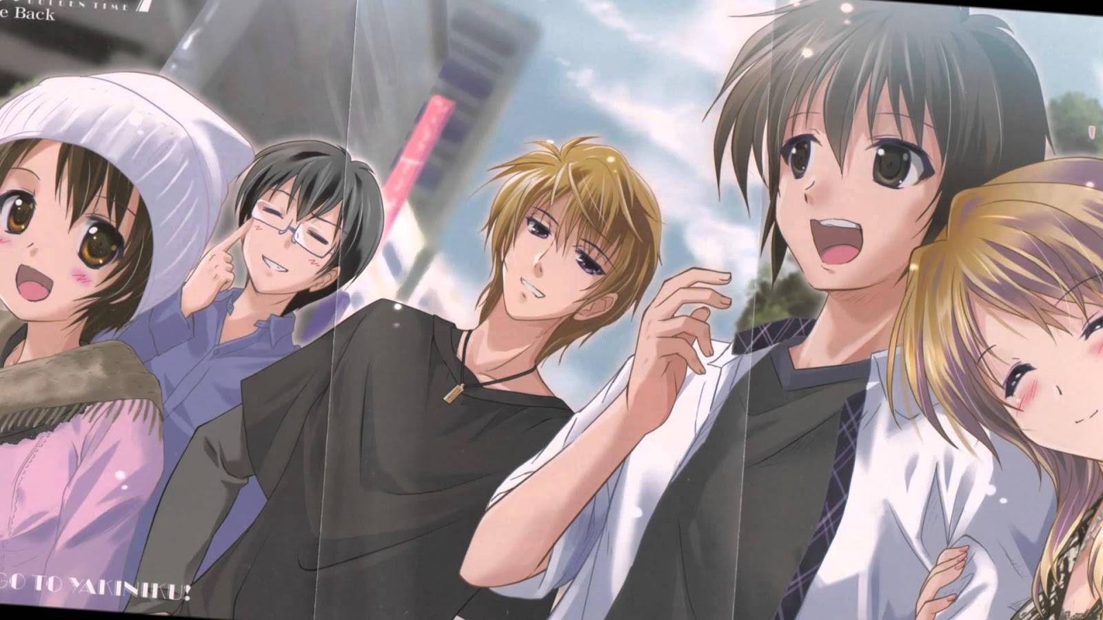 Anime Golden Time