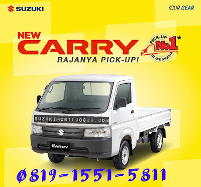 Harga suzuki new Carry Pu AC PS