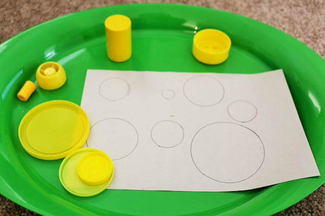 letter y toddler activities
