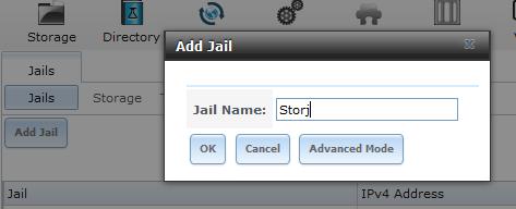 UbuntuHak: Run Storjshare in a FreeNAS Jail