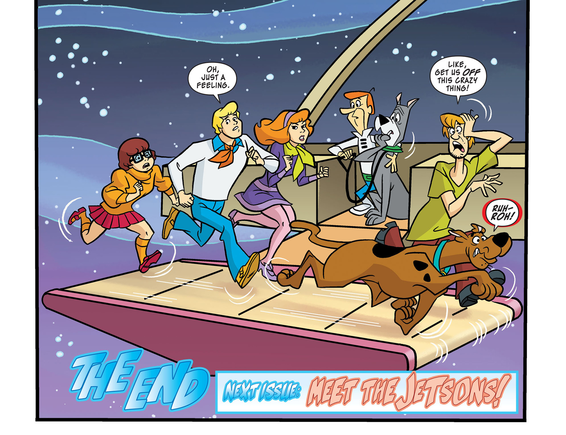 Read online Scooby-Doo! Team-Up comic -  Issue #14 - 22