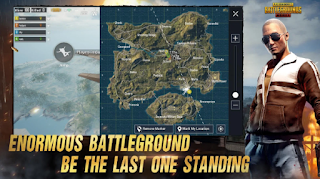 Download PUBG Mobile For Android v0.3.2 Game Apk Terbaru