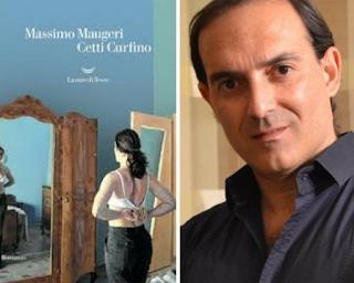 COPERTINA D'AUTORE PER IL LIBRO DI MASSIMO MAUGERI FIRMATA GIOVANNI IUDICE