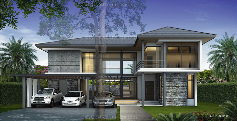 Resort floor plans 2 story house plan 4 bedrooms 4 Home building design