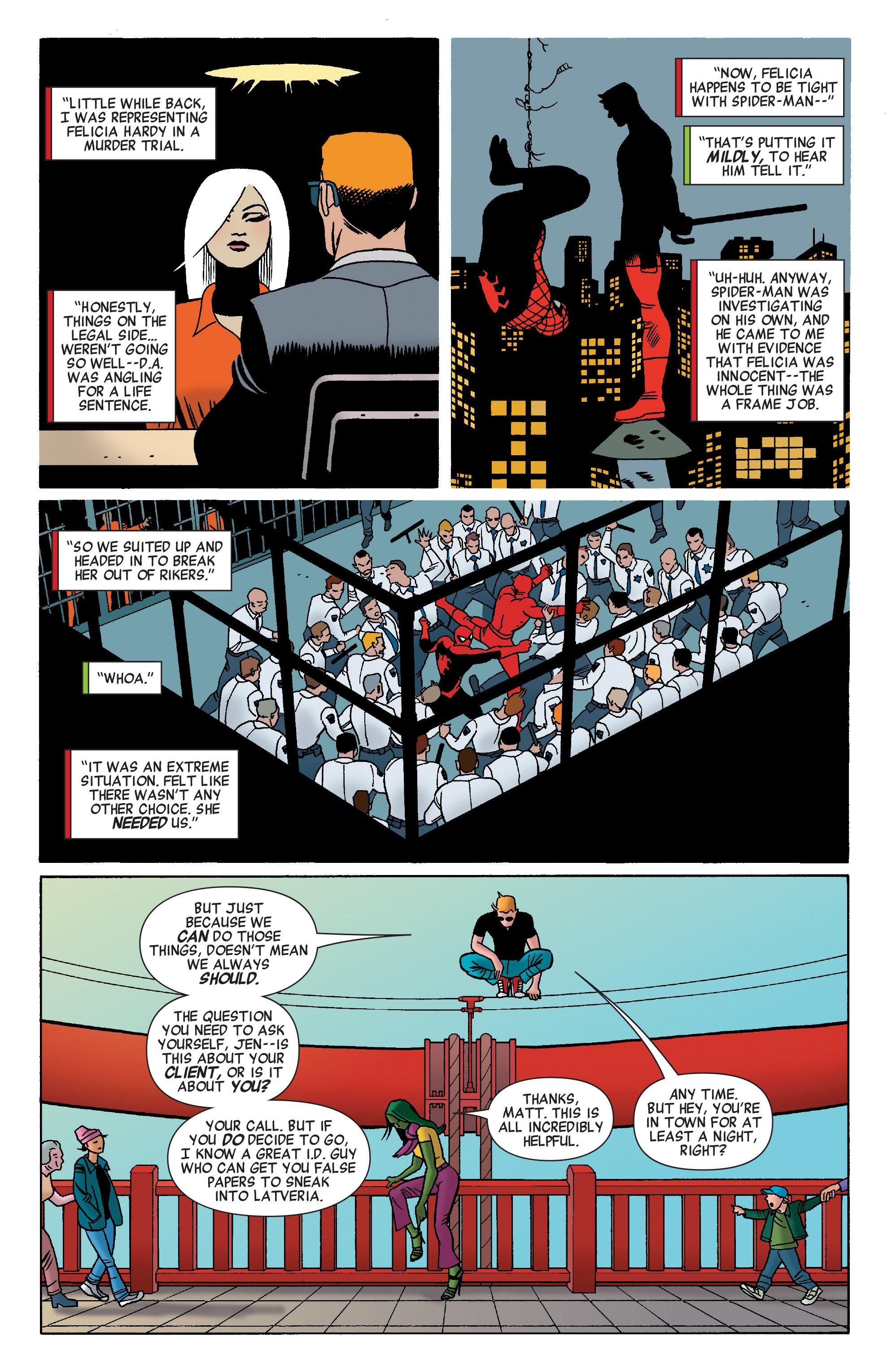 Read online She-Hulk (2014) comic -  Issue #4 - 6