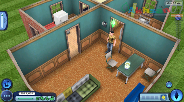 Sims  Unlimited Build Mode
