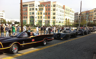 The History of the Batmobile