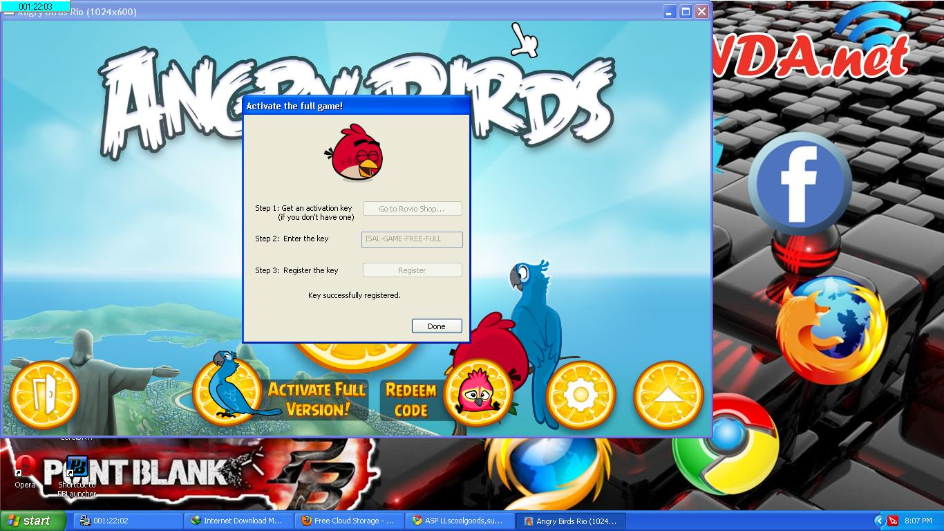 Download Angry Birds Rio 1.4.4 Free ~ Download