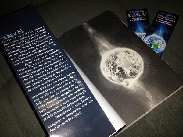 resenha livro Intergaláctica