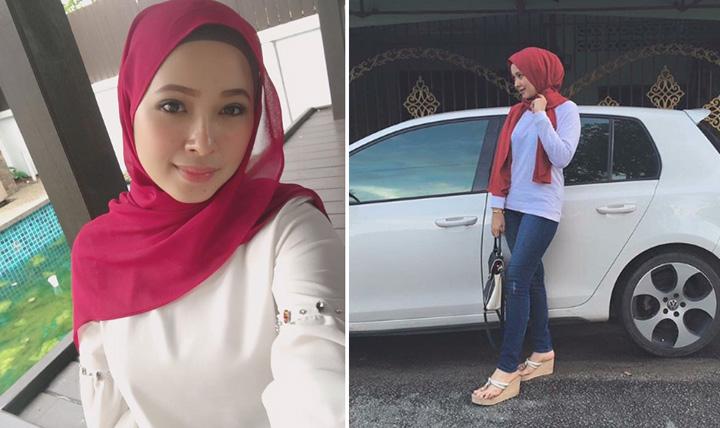 Aen Syahera pengasas produk kosmetik dari Kelantan jutawan