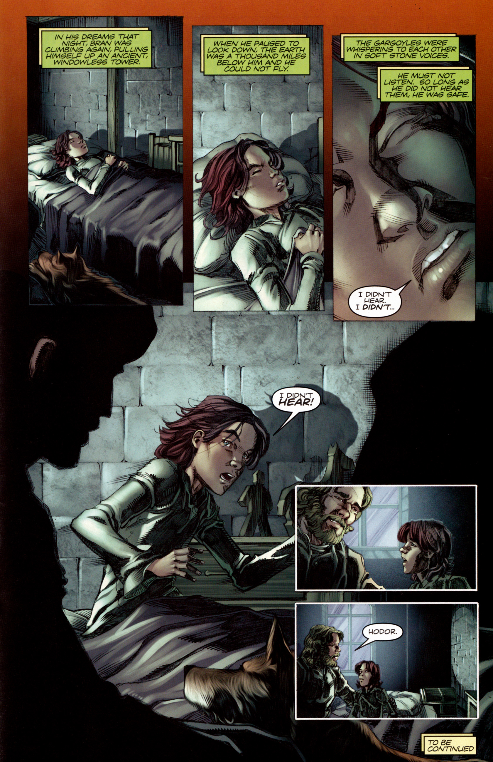 Read online A Game Of Thrones comic -  Issue #7 - 30