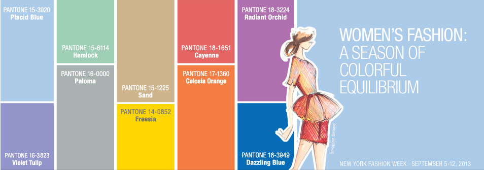 Get Stylin With Pantone S Top 6 Trending Colors For 2014: FGI Hosts A Color Conversation With International Color