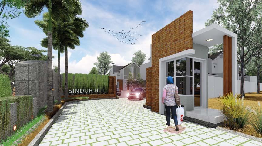 Perumahan syariah di Bogor Sindur Hills