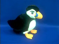 puffin stuffed animal plush toy