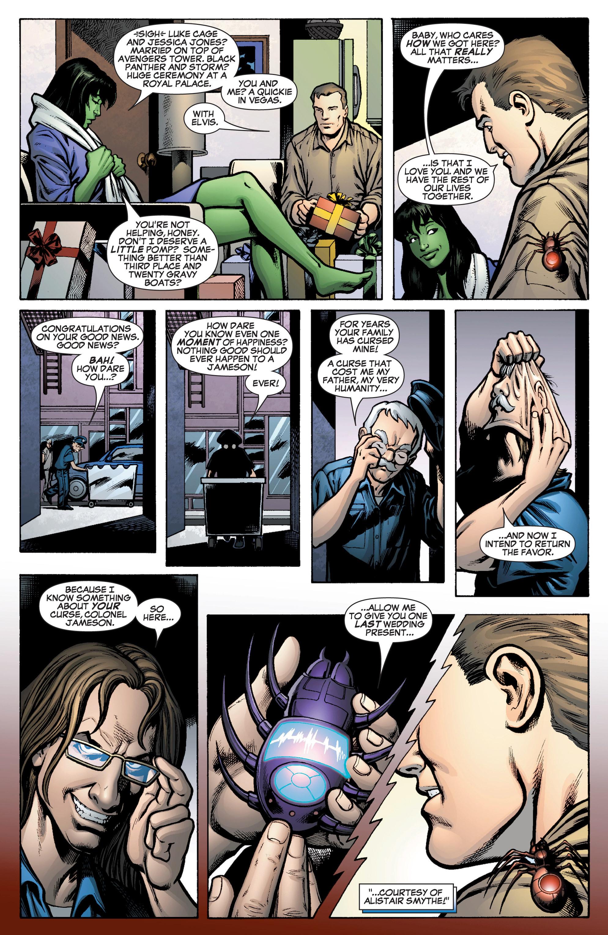 Read online She-Hulk (2005) comic -  Issue #10 - 14