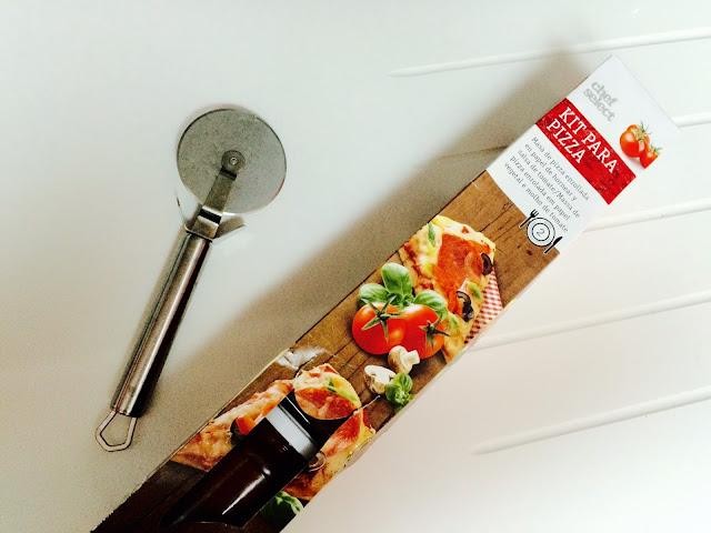 Lidl Pizza Kit