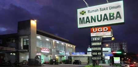 Nomor Telepon Call Center RSU Manuaba