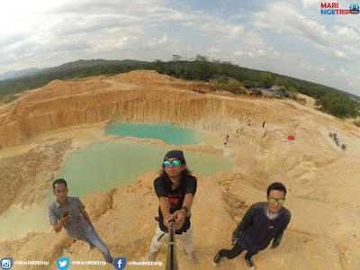 Tambang Batu Padas Lampung Mari NGEtrip