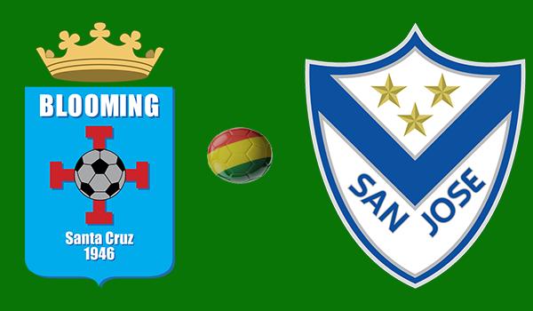Blooming vs. San José - En vivo - Online - Torneo Apertura 2018