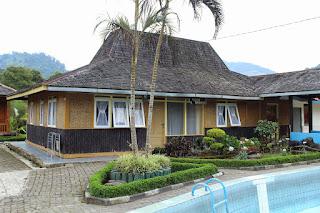 7 Villa Terbaik Dekat Wisata Kawah Putih Ciwidey Bandung 2019
