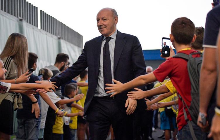 """Marotta: """"Juventus će zauvijek ostati u mom srcu"""""""