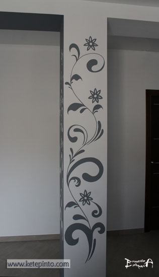 Ernesto arag n pintura para el hogar una idea para - Porche para colorear ...