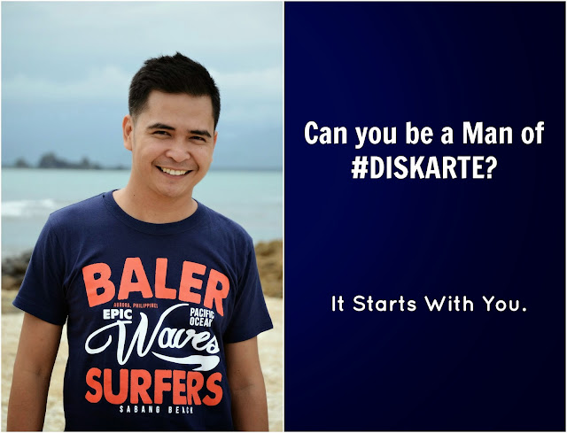 Can you be a Man of  #DISKARTE?