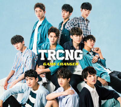 trcng japon comeback single game changer