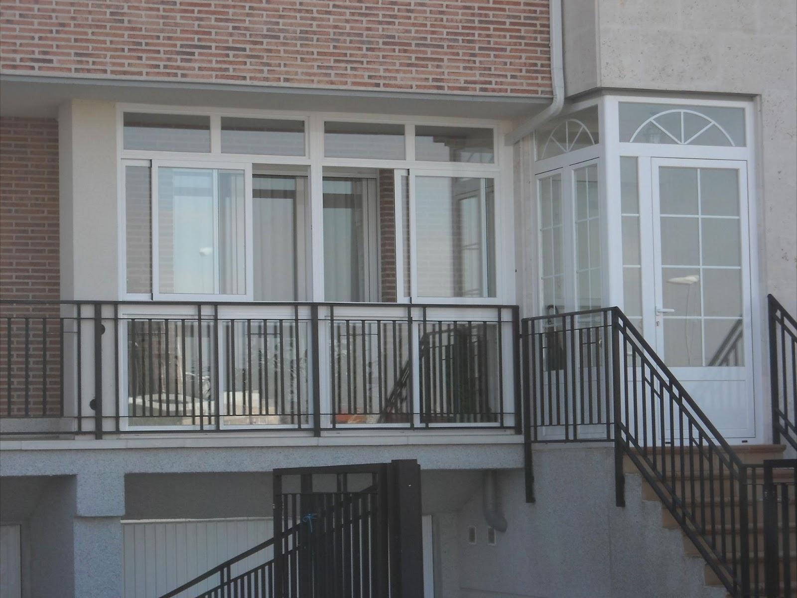 Materiales para cerramientos cerramientos en zaragoza - Cerramientos de aluminio para porches ...