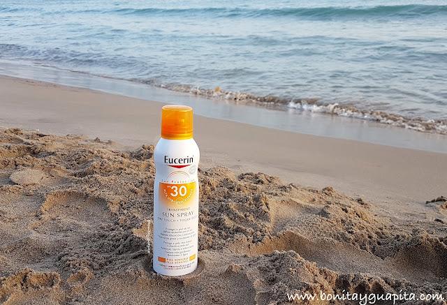 EUCERIN sun spray 30