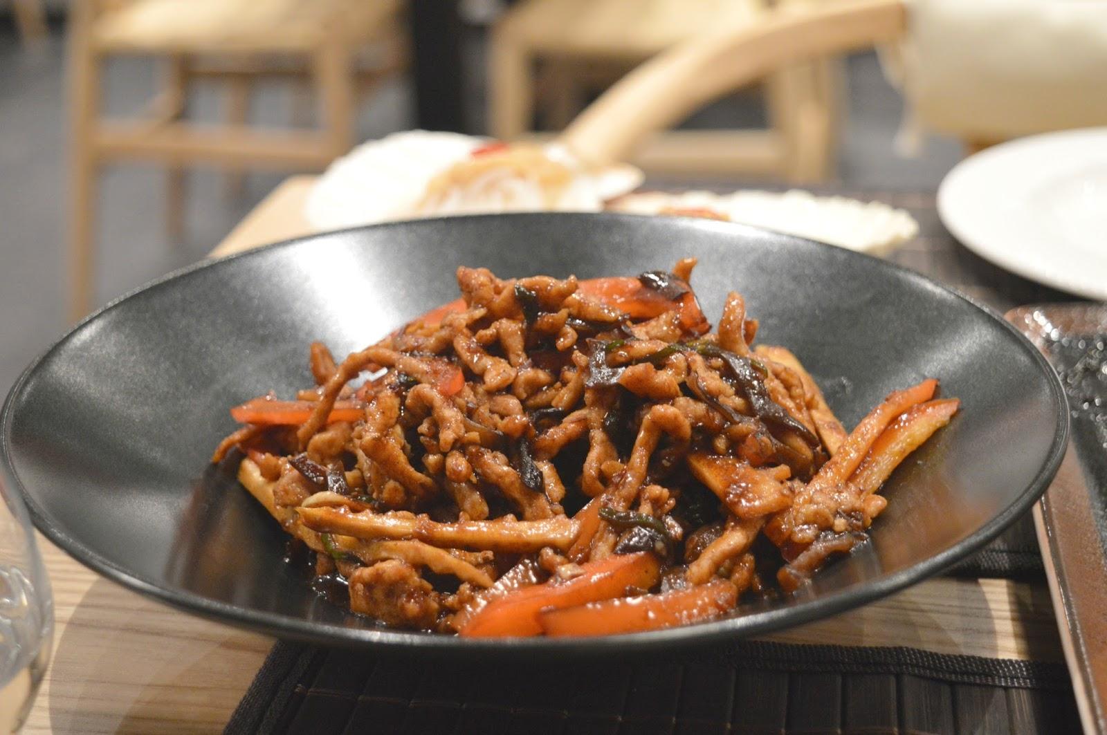 Newcastle Restaurant Week - La Yuan