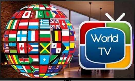 IPTV M3u playlist World: Free iptv server 10-09-2019
