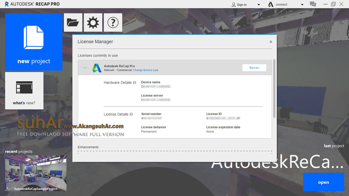 Download Autodesk ReCap Pro 2019 Full Serial Number, Autodesk ReCap Pro 2019 Final