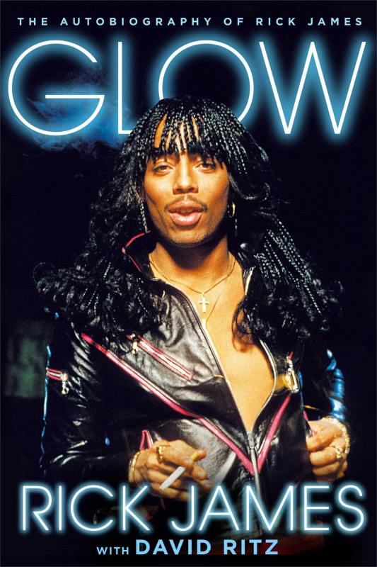 Rick James, David Ritz - Glow