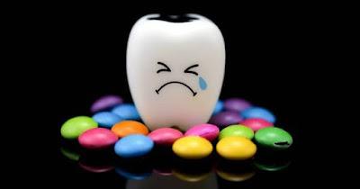 el azucar afecta los dientes