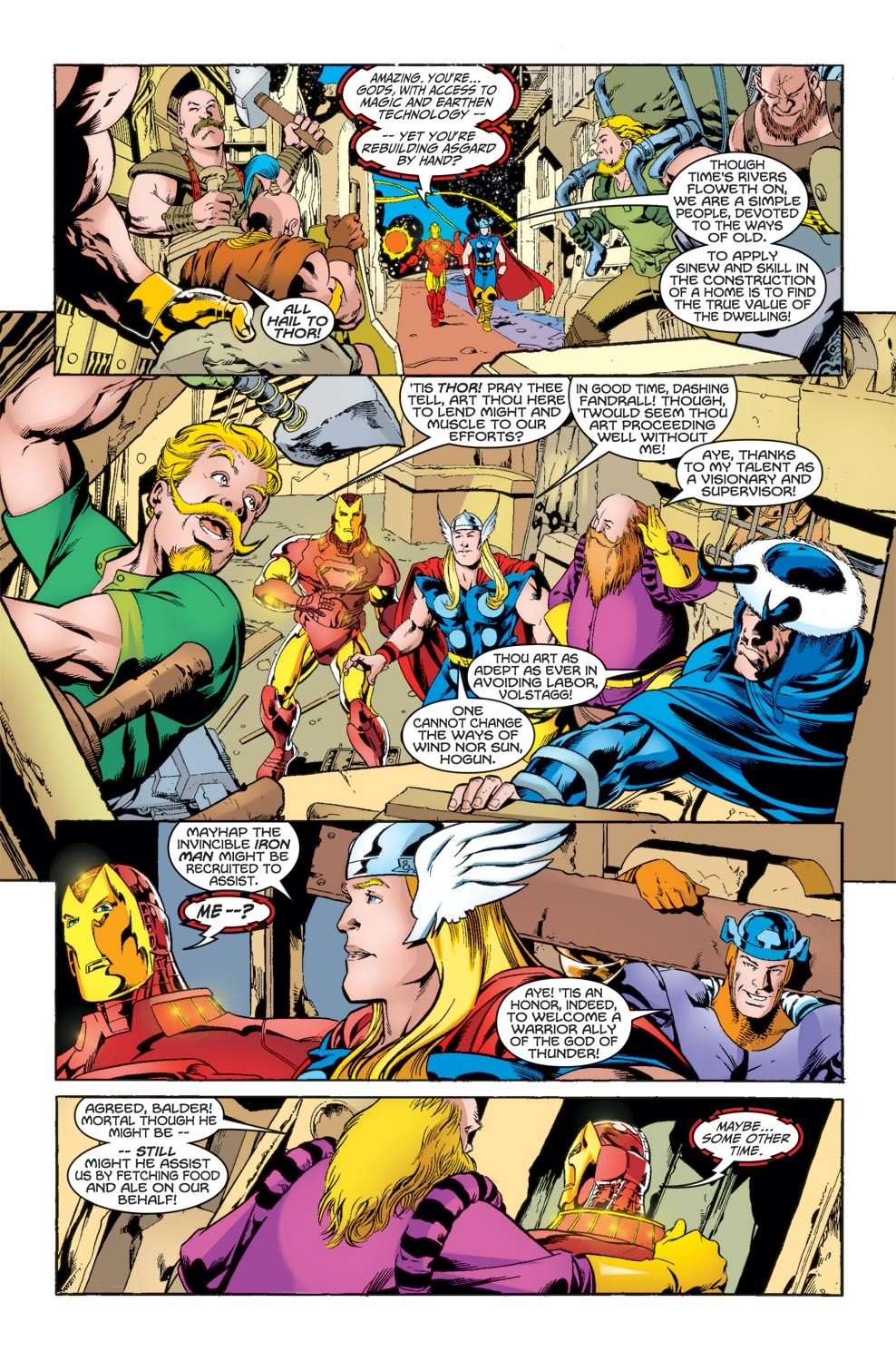 Thor (1998) Issue #14 #15 - English 8