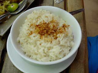 Simple Nigerian White Coconut Rice Recipe