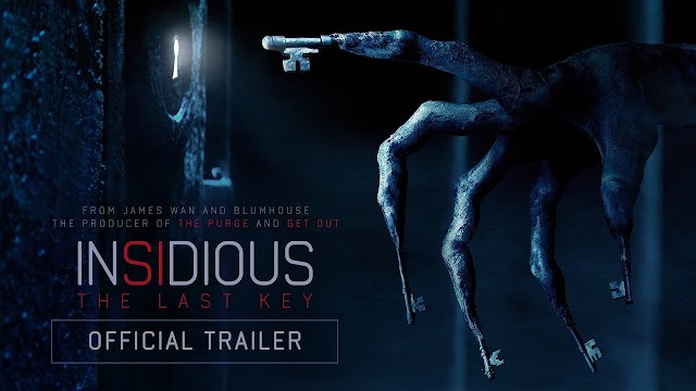 Insidious: The Last Key (Film 2018) Insidious: Ultima cheie