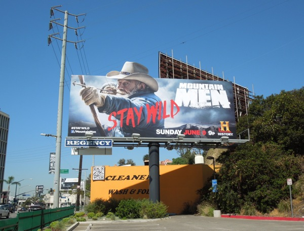 Mountain Men season 2 billboard