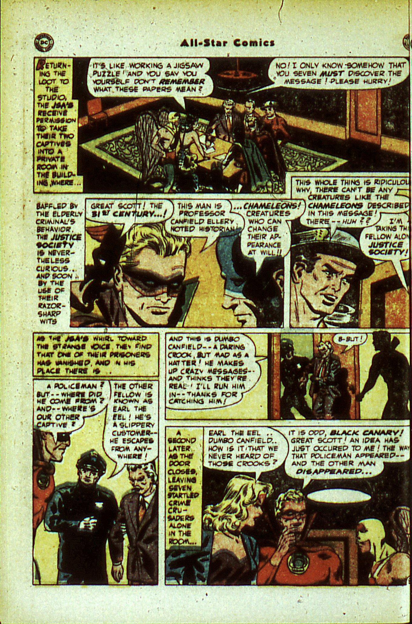 Read online All-Star Comics comic -  Issue #56 - 10