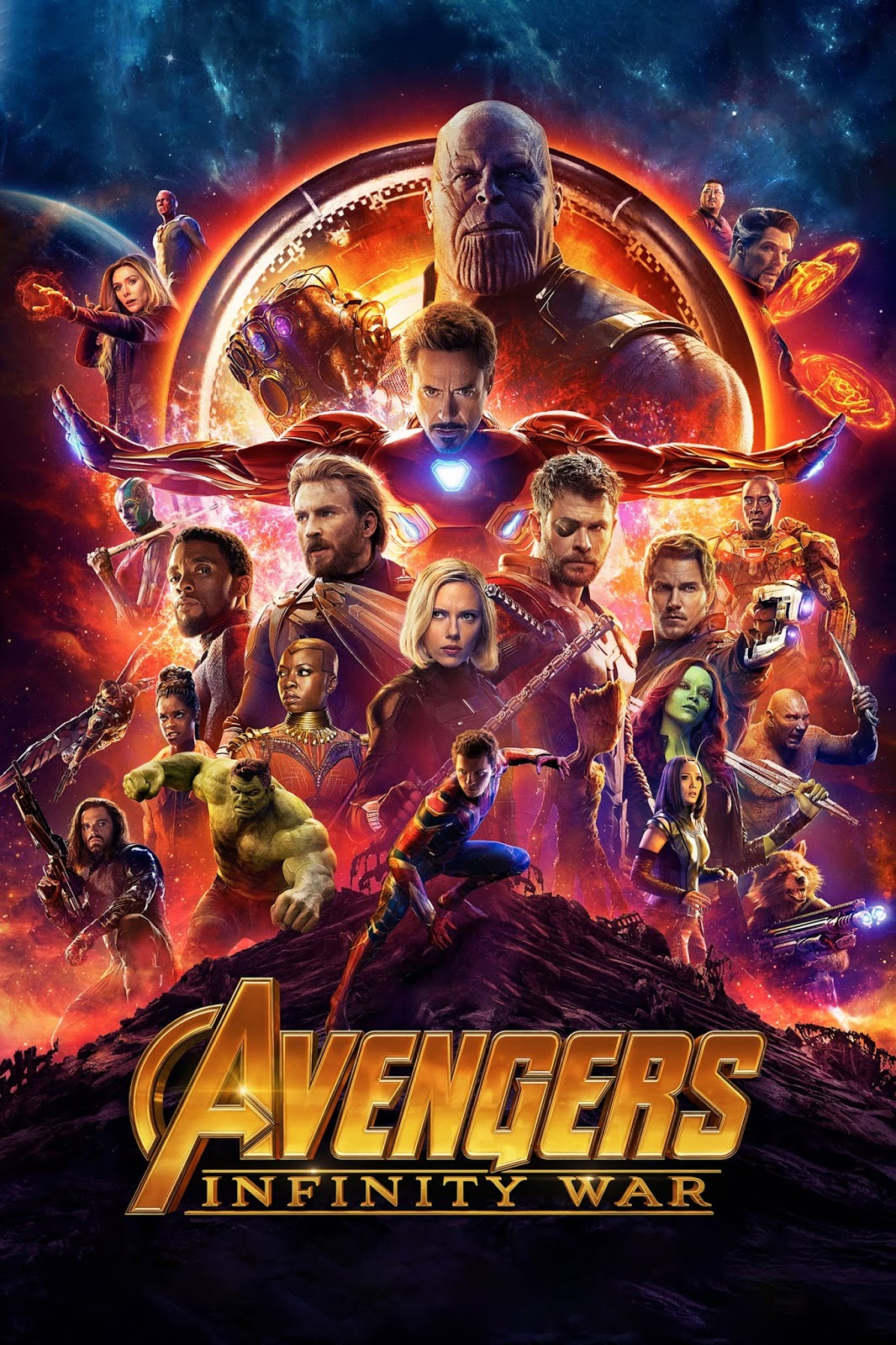 Download Avengers: Infinity War 2018 1080p/720p BluRay | Alt Plus