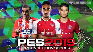 DOWNLOAD PES 19 ANDROID LITE PPSSPP 200 MB