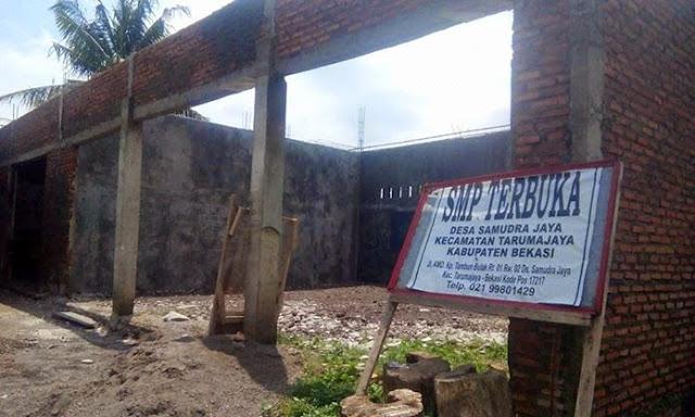 SMP Terbuka Tarumajaya Bekasi