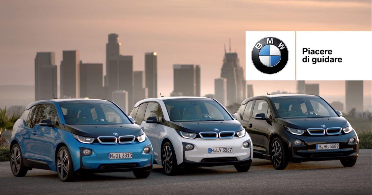 Canzone Pubblicità Nuova BMW i3