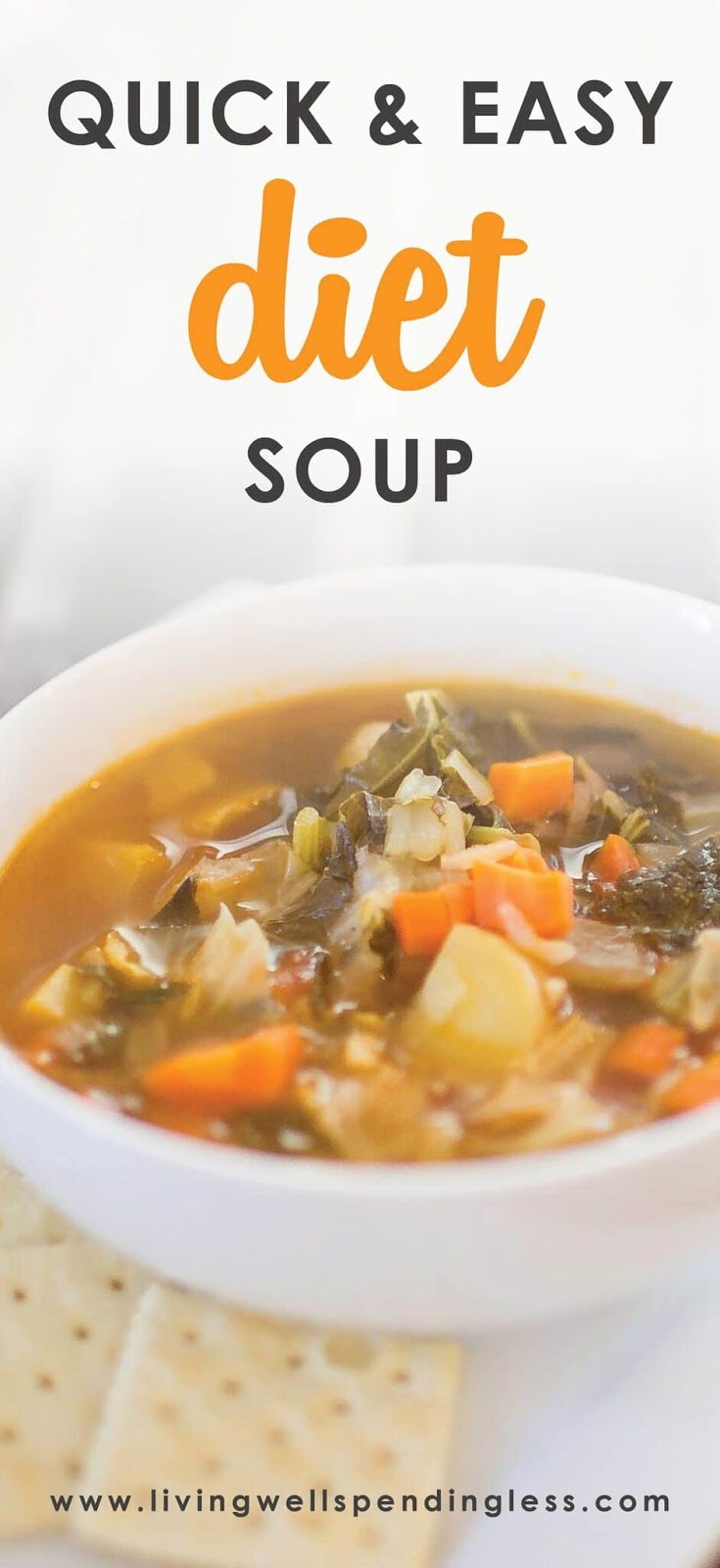 Quick and Easy Winter Diet Soup