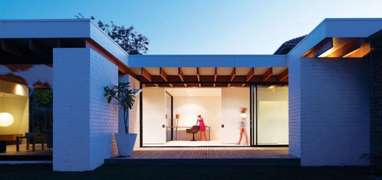 Simplicity Love Hampton House Ii Kennedy Nolan Architects