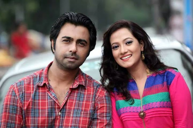 Anny Khan and Apurbo