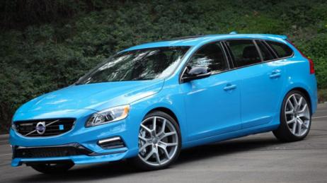 2017 Volvo V60 R Design