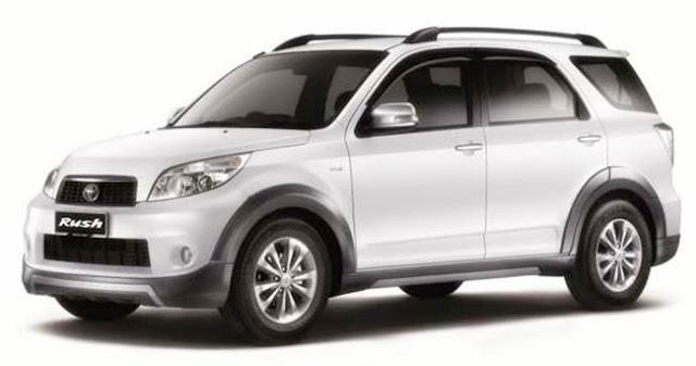 2017 Toyota Rush Price